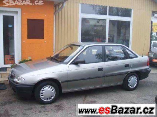 VEŠKERÉ NÁHRADNÍ DÍLY Opel Astra F 1,8i 66kw r.v. 91-98