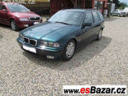 BMW E36 TOURING 2.5TDS VEŠKERÉ NÁHRADNÍ DÍLY