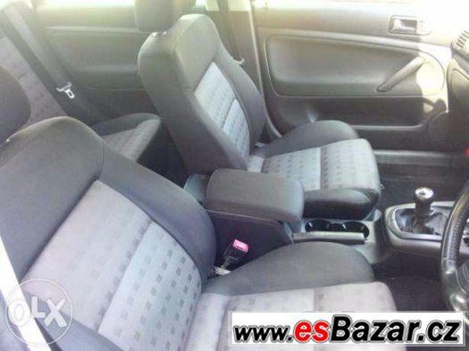 Sedačky (vyhřívané) Volkswagen Passat B5, B5.5