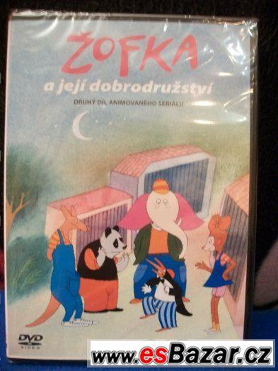 DVD-Žofka a její dobrodružství 2