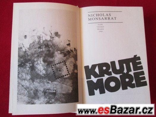 Nicholas Monsarrat - Kruté moře
