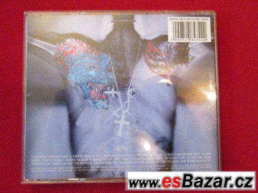 CD Ozzy Osbourne -  Down To Earth.