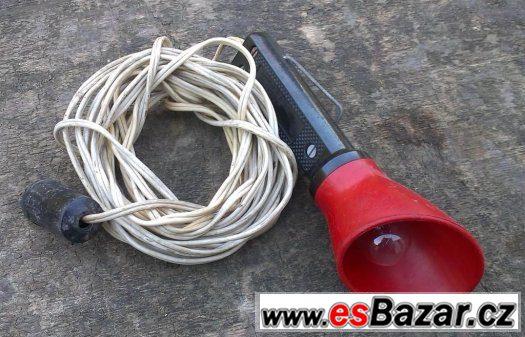 Použitá montážní lampička