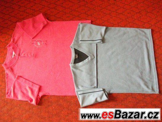 da596a085 Pánská trička + mikina + svetr vel. XL
