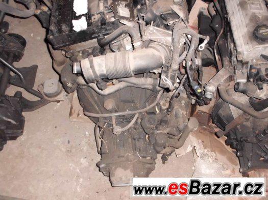 Motor Alfa Romeo 147 2.0