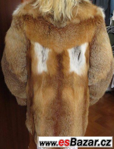 PRODÁM kožich z pravé lišky 62ca041d86