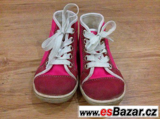 celoroční boty Fare vel.23 13f536c1d2