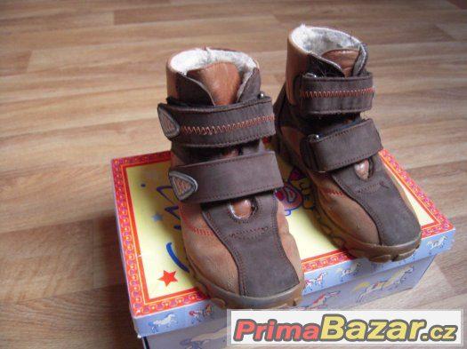 Prodám dětské zimní boty Essi velikosti 31 55efa3341f