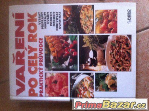 Knihy-kuchařky