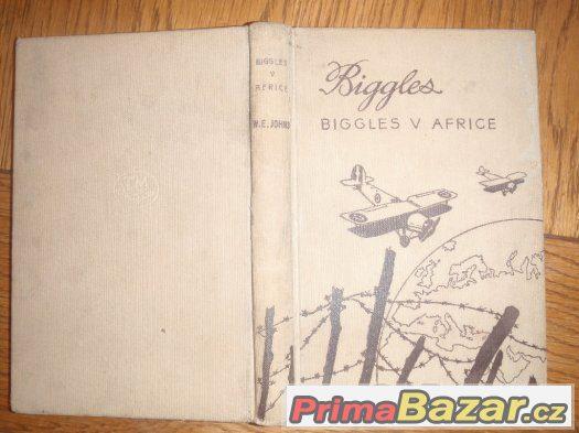 Biggles v Africe, TaM, il. Burian