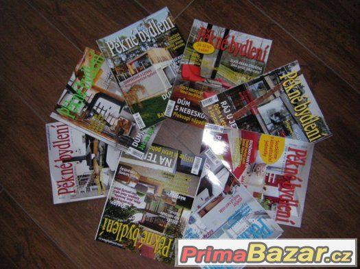 časopisy Pěkné bydlení