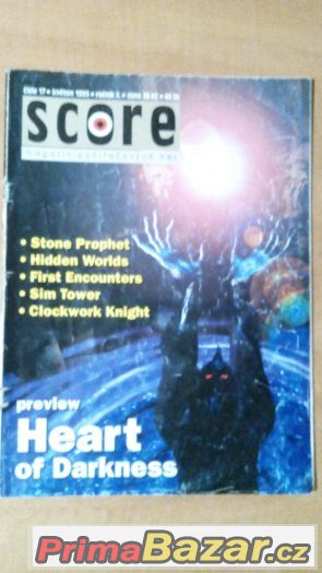 Stará čísla časopisu SCORE (2)