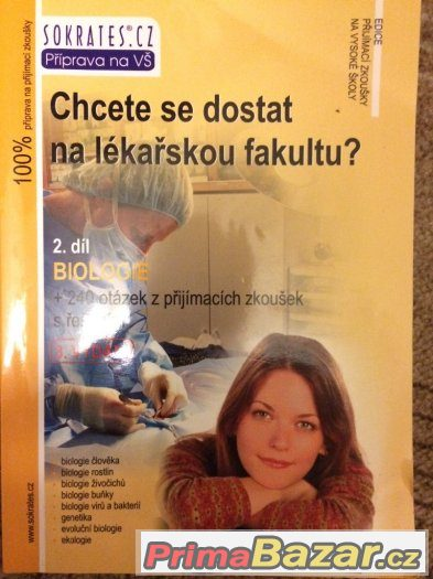 Chcete se dostat na lékařskou fakultu?