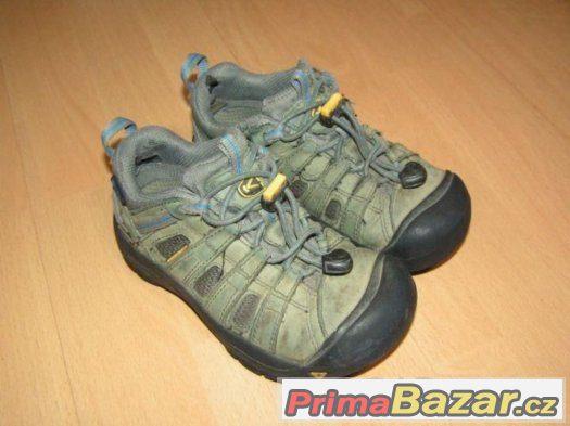 Dětské boty Keen vel. 30 waterproof. d318ec3faa