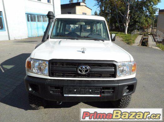 Prodám Toyota Land Cruiser HZJ 78
