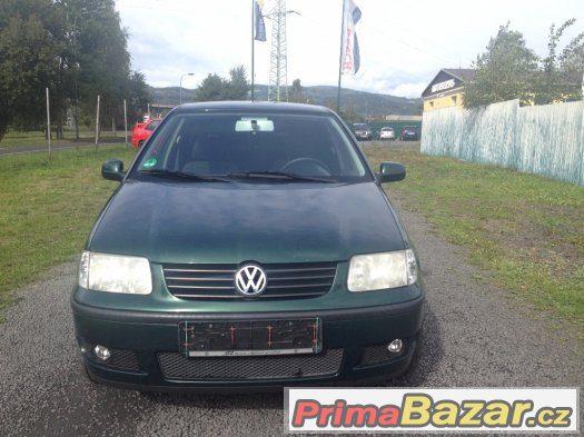 Na prodej VW Polo 1,4 Mpi