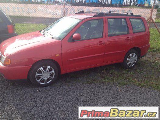 Prodám VW Polo Variant