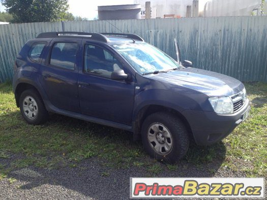 Dacia Duster r.v. 8/2013