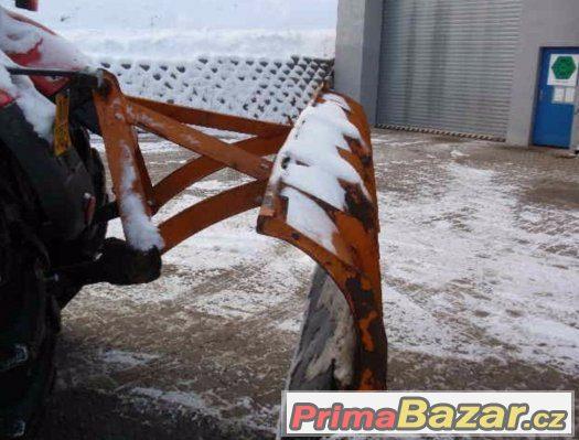 Prodám sněhová radlice za traktor