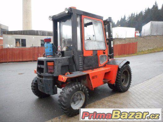 Prodám vysokozdvižný vozík Desta DVHM 3522 TXK