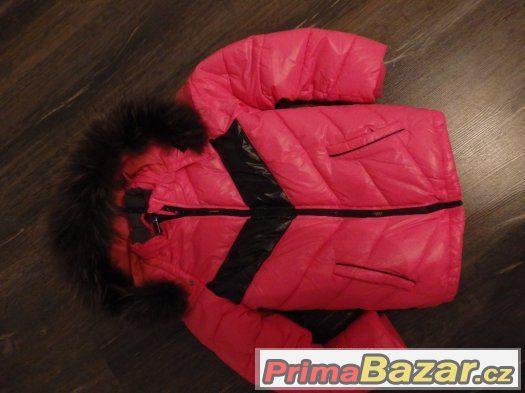 cronverse nádherná  zimní  bunda  VEL 140/152