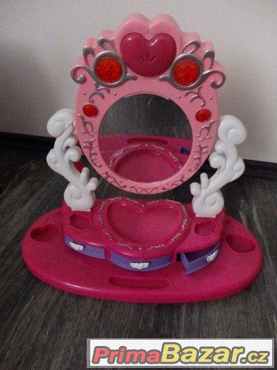 zrcadlo  pro  malou  parádnici