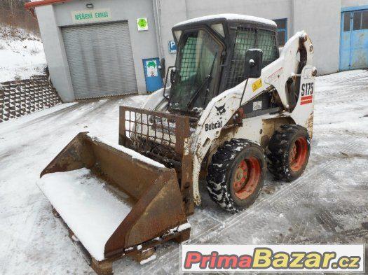 Prodám nakladač Bobcat S175