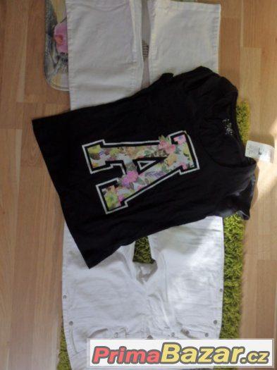 Balík-sada moderního oblečení 5ks + DÁREK nový