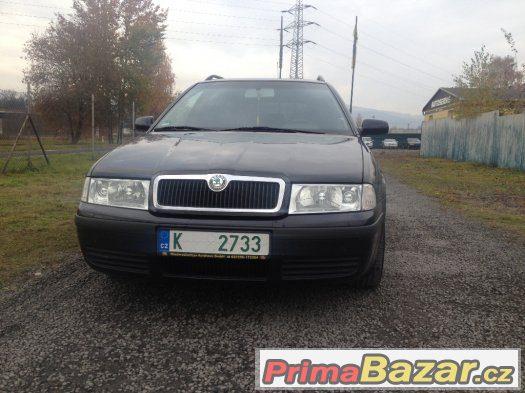 Škoda Octavia combi Tour