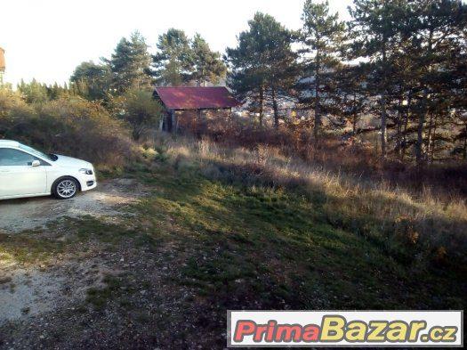 Stavební pozemek 1092m2, Hlásná Třebáň