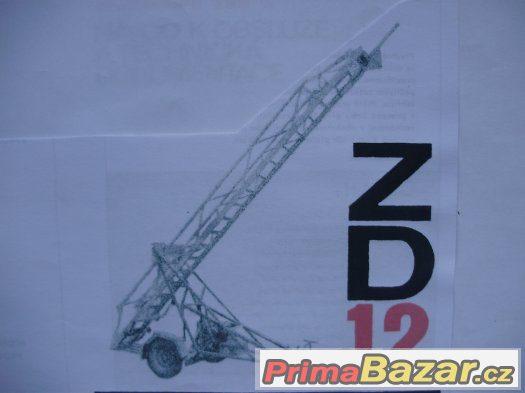 Koupím dvoukolový výsuvný žebřík ZD-12