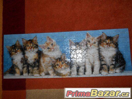 Puzzle 220 dílků