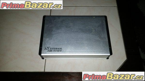 Externí box 5,25