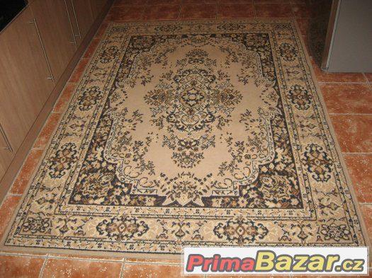 Nezničený koberec