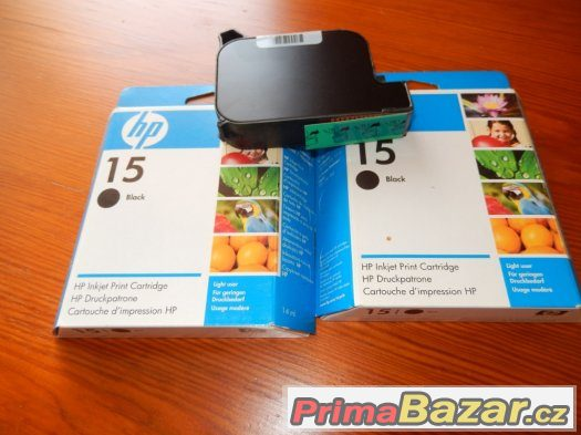 Prodám toner do tiskárny HP C6615NE (15) černa