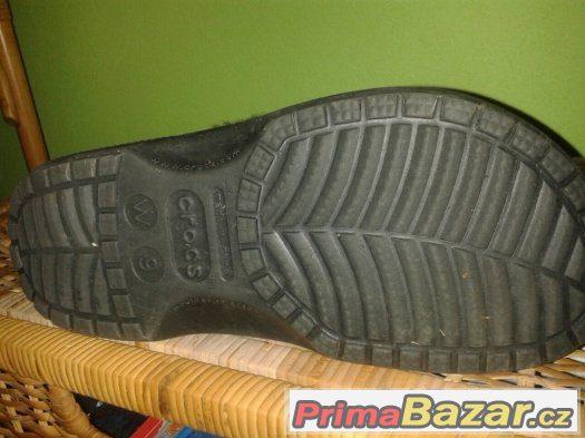 Dámské zimní boty Crocs W9