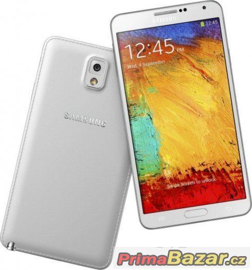 Prodám nový Samsung Note 3 bílý