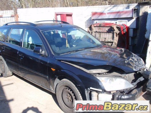 Ford Mondeo 2.0 TDCI model od r. 2001