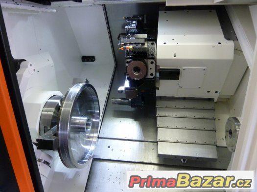 Seřizovač/programátor a obsluha CNC soustruhů Mazak