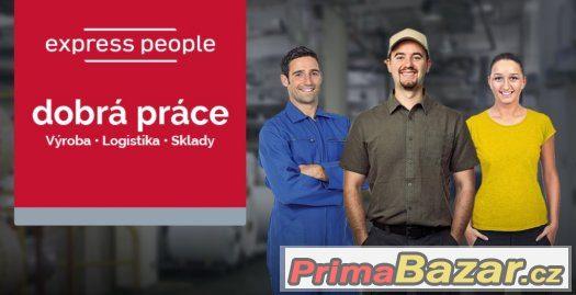 Vydělávejte v ČR obsluhou výrobní linky.