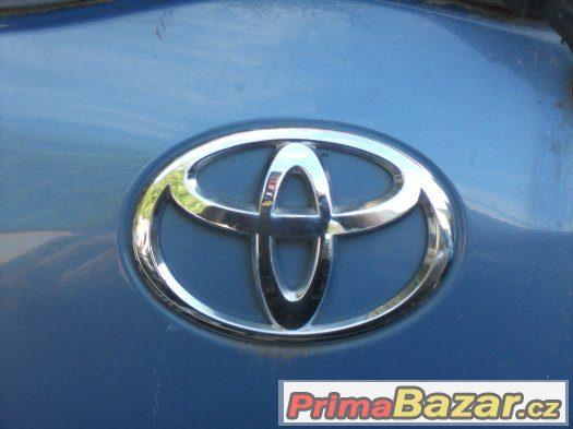 Toyota Yaris 1.0 model od r 2007