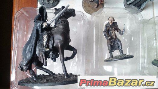 Prodám figurky - Pán prstenů