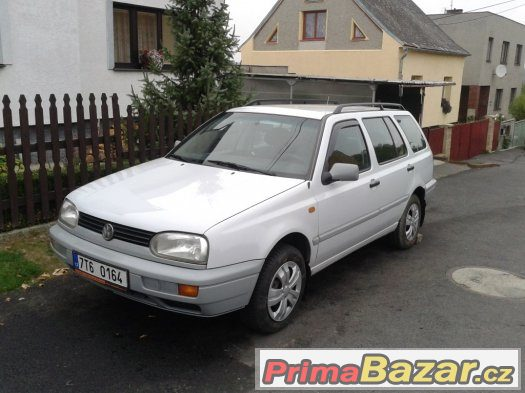 VW golf 3 1.9TDI variant