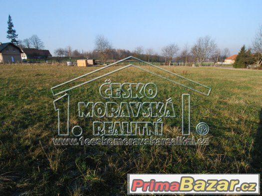 Prodej Stavební pozemek, 1.844 m2, Sedlnice