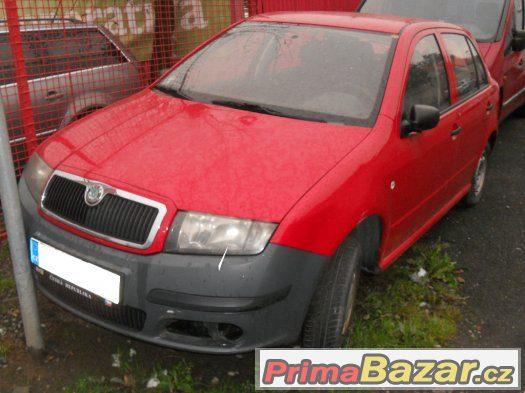 Škoda Fabia 1.2 47 kw