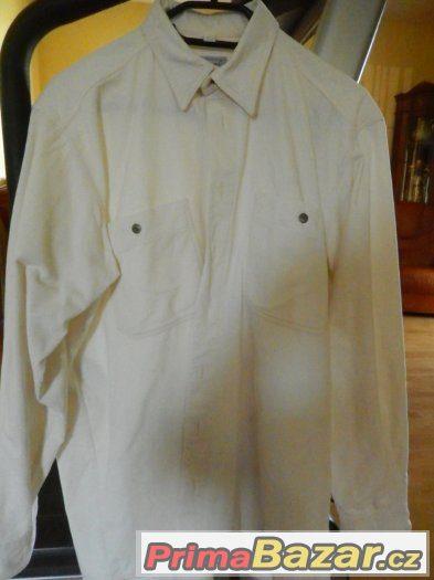 Prodám pánské košile vel. M- L