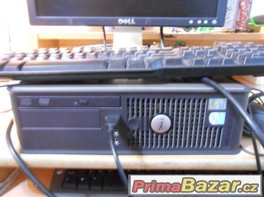 PC,LCD monitor,klávesnice+myš
