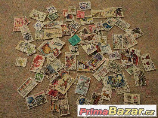 poštovní známky