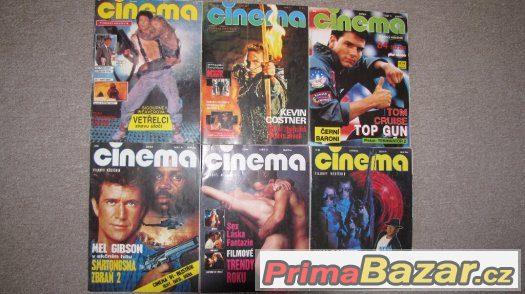 časopis Cinema