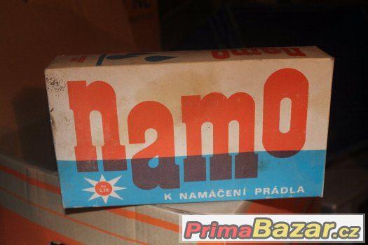 Prací prášek NAMO